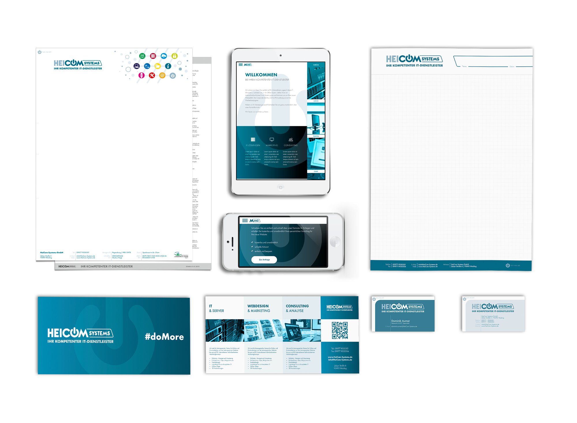corporate-identity-heicom-systems-design-agentur-cham