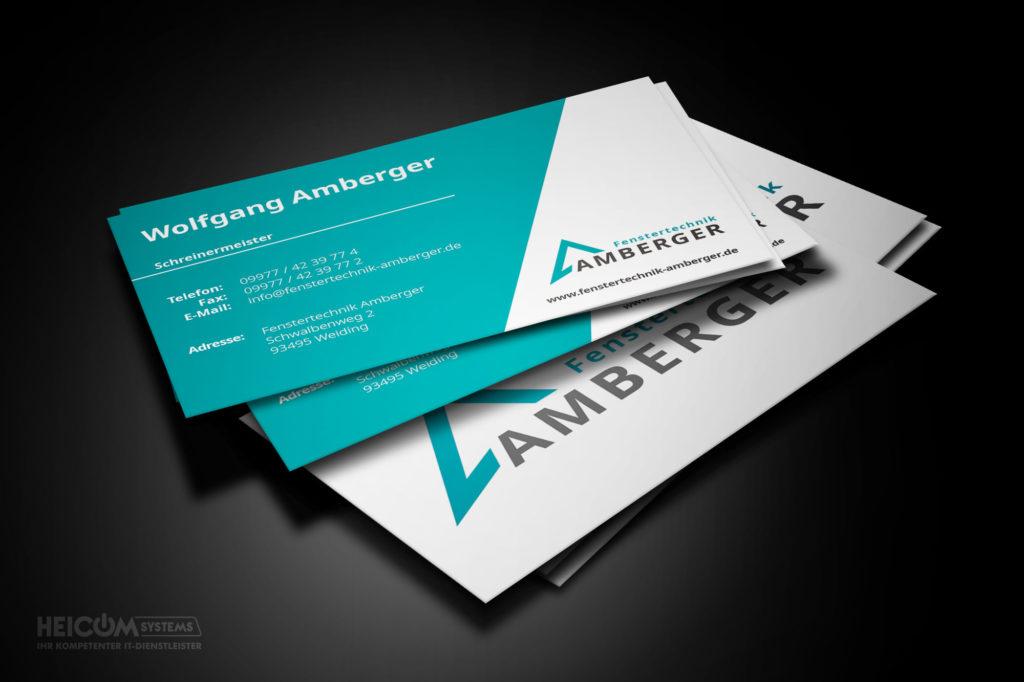 heicom-systems-visitenkarten-design-agentur-werbung-amberger-fenstertechnik