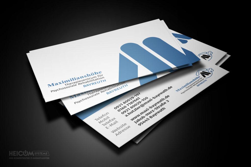 heicom-systems-visitenkarten-design-agentur-werbung-maxi-bayreuth